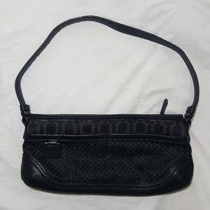 Puma Black small purse baguette